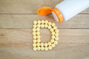 Vitamin D Tabletten D Buchstabe Wundermittel