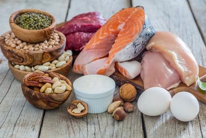 ketogene Ernährung Entzündung keto Fleisch Fisch Hülsenfrüchte